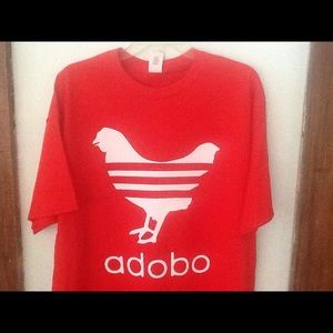 Adobo T-shirt New Hip hop.